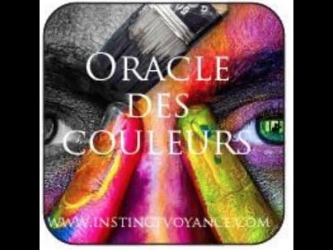 🌸 Découvrez les explications des cartes de l'Oracle des Couleurs