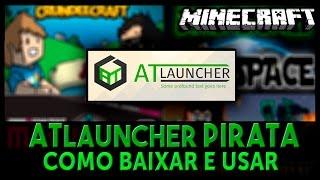 ATLauncher Pirata - Como Baixar, Instalar e Usar (Sky Factory, MadPack, Yogscast, etc)