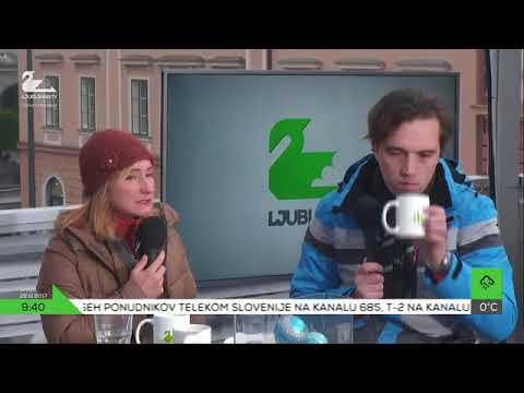 LJUBLJANA TV   STUDIO V ŽIVO 29 11 2017