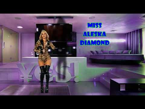Miss Aleska Diamond  стриптиз, striptease,