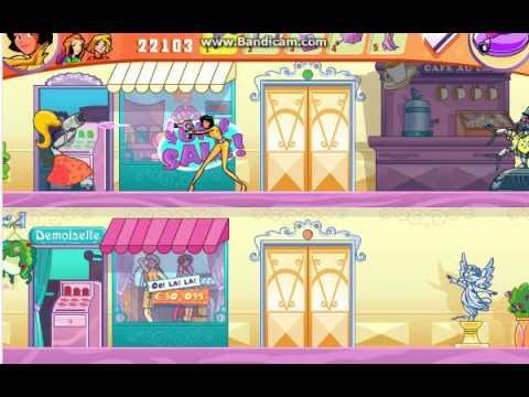 Game Totally Spies Mall Brawl - Game 3 nữ thám tử (Phần Cuối)
