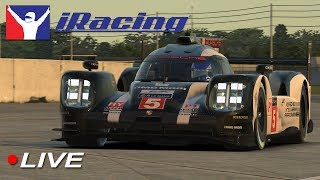 iRacing Endurance Le Mans Series - 6 Hours of Sebring International   Live