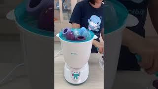 Review Máy tiệt trùng bình sữa đa chức năng Kenjo KJ-06N