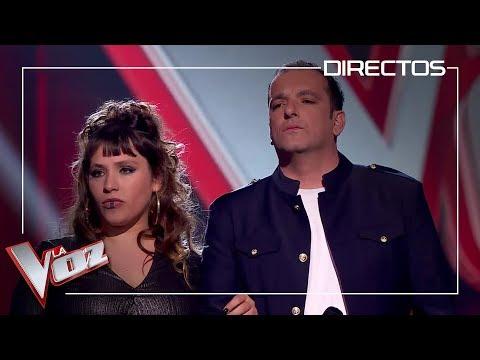 Javi Moya es semifinalista del equipo Orozco | Directos | La Voz Antena 3 2019