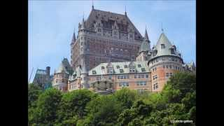 Quebec City, Canada - July, 2013