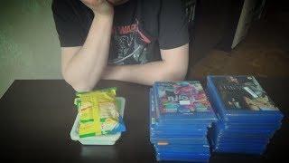 22 Blu ray диска из МВидео по 99 рублей / Часть 4