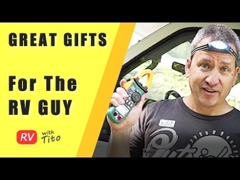 Great Gifts for the RV Guy Under $50