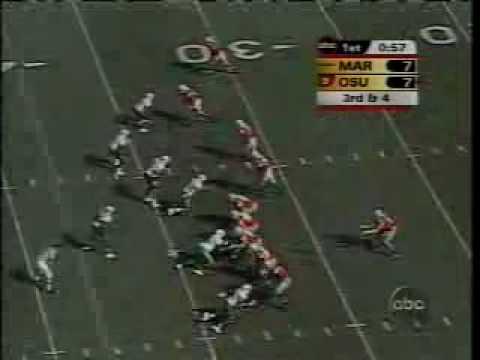 Ohio State Vs Marshall 2004