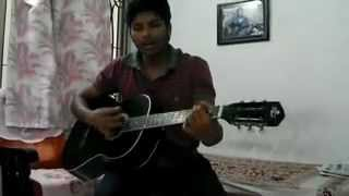 Toli Adugaina Padalede Guitar Cover