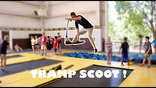 GAME OF SCOOT / TRAMP SCOOT (WoodWard Ep#3)