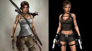 Tomb Raider: A Tale of Two Laras
