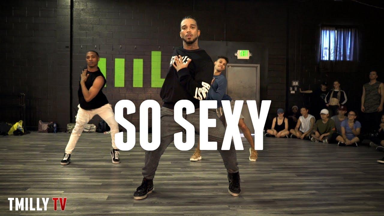Allison Cameron Sexy shanice - so sexy - choreographycameron lee - #tmillytv