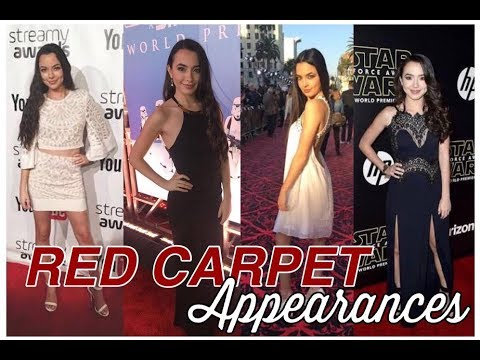 Merrell Twins - Red Carpet Appearances