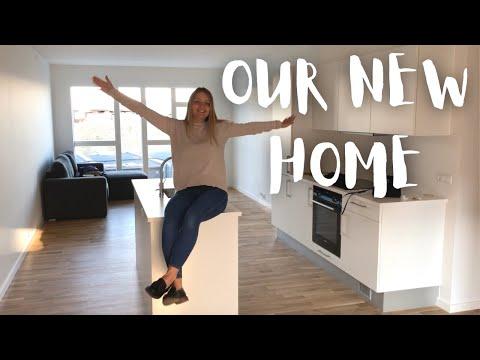OUR NEW HOME l Copenhagen apartment tour
