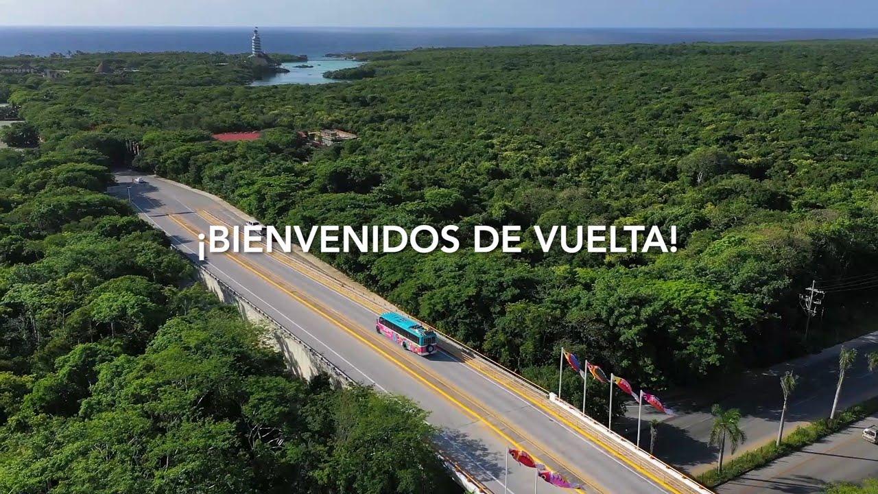 ¡BIENVENIDOS DE VUELTA! | Xcaret México! Cancún Eco Park