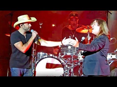 Dean Brody & Band w. Alan Doyle (3 Songs), Budweiser Stage, Toronto