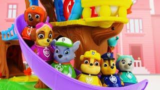 Paw Patrol Weebles बच्चों के लिए सर्वश्रेष्ठ खिलौना सीखने का वीडियो!