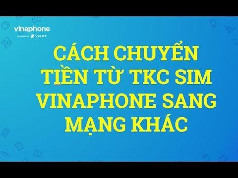 Cách Chuyển tiền, Bắn tiền từ Vinaphone sang Viettel, Mobifone, Vietnamobile| Vinaphonevn.com