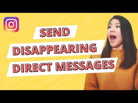 How to send disappearing photos on Instagram DM (2019)