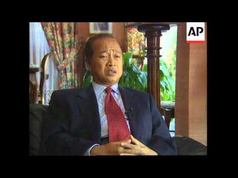 FRANCE: COUP IN CAMBODIA DRIVES RANARIDDH TO SEEK FRENCH HELP