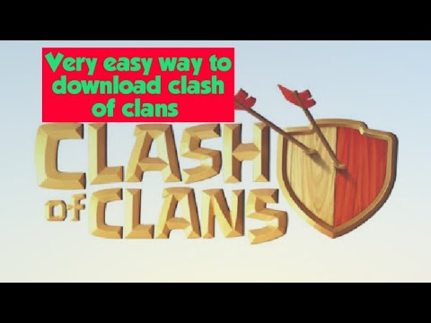 How to download clash of clans by Google or chrome