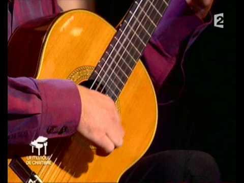 Emmanuel Rossfelder - La boite à musique - Guitare