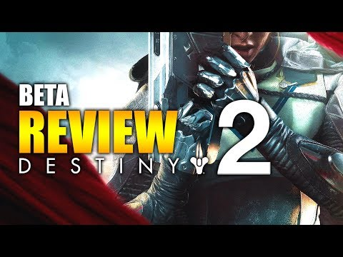 Destiny 2 Beta Review - A Worthy Sequel or $60 Expansion?   PS4 Pro Gameplay