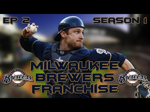 MLB 15 The Show: Milwaukee Brewers Franchise - [Ep. 2, S1] Opening Day vs Rockies!