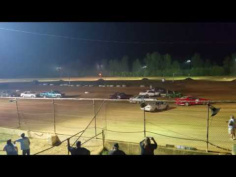 Windy Hollow Speedway Scrapper Feature 8-20-17