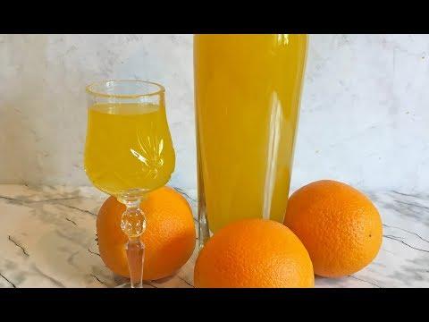 Апельсиновый Ликер / Orange Liqueur / Домашний Ликер