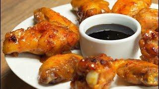 Крылышки в медово-соевом соусе. Азиатская кухня. Рецепт от Всегда Вкусно.