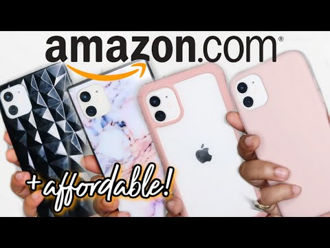 THE BEST IPHONE 11 CASES ON AMAZON | Affordable And Trendy Under $15