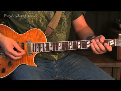Back in Black - How to Play Back in Black by AC/DC on Guitar