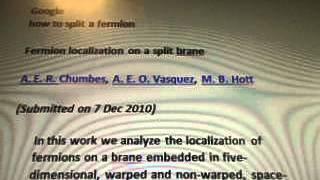 line 22f1fa19c3m1b7c8e13c9c6d3p38d19d7b9p fermion brane quarks split 5g wow seti