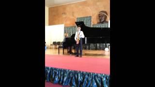 Song From a Secret Garden by Rolf Lovland  Hayk Martirosyan(saxophone)Ruzanna VArosyan(piano)