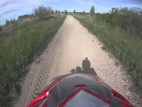 Richard Bong Rec. Area Dirt Bike/ATV Trails Pt.1