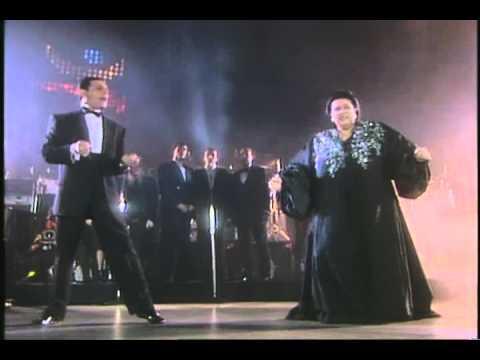 Barcelona Montserrat Caballe Y Freddie Mercury Hq Youtube