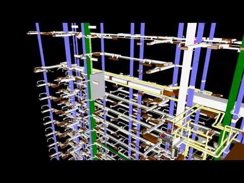 HVAC SYSTEM IN HIGHERISE BUILDING