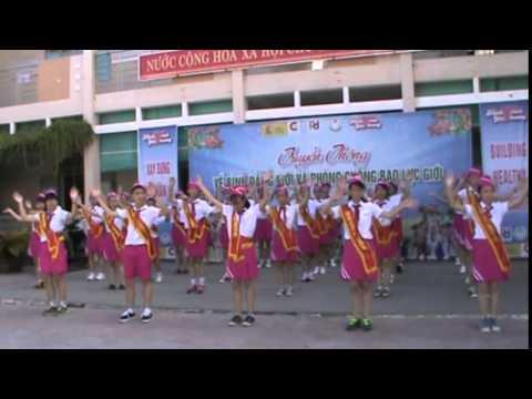 Dân vũ: Ngôi trường thân thiện