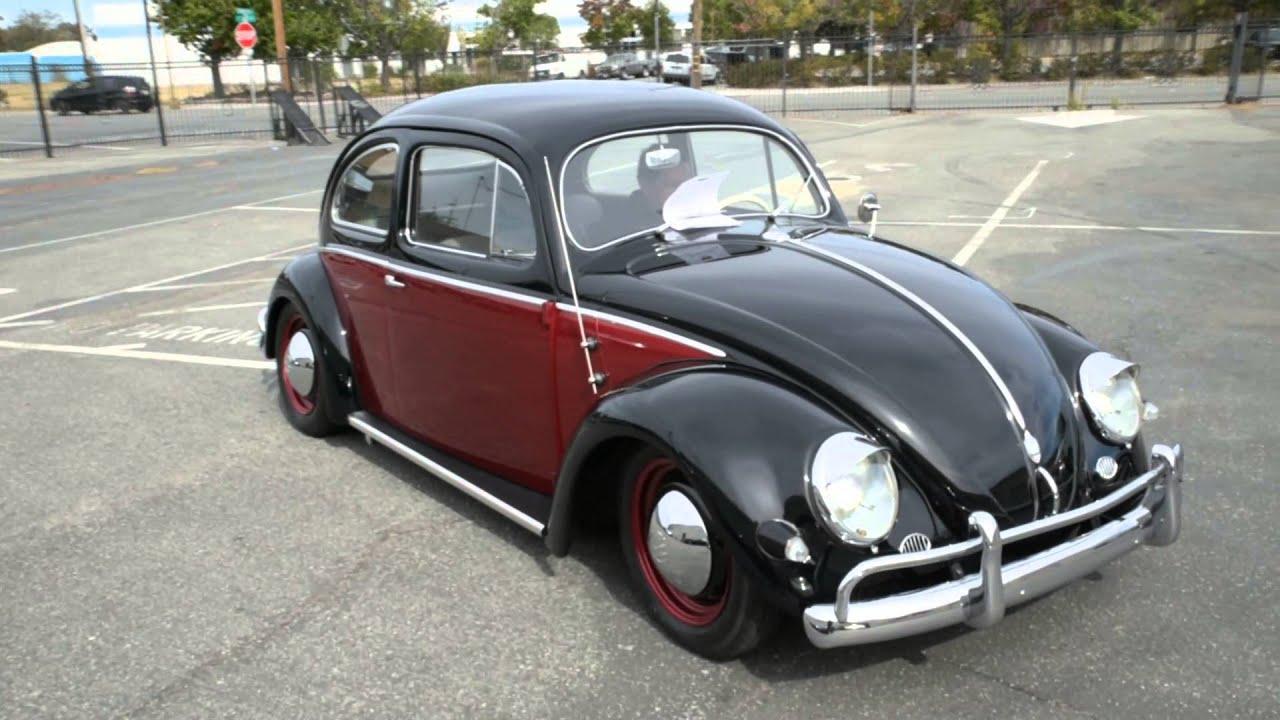 1957 volkswagen beetle 2 door coupe r12049