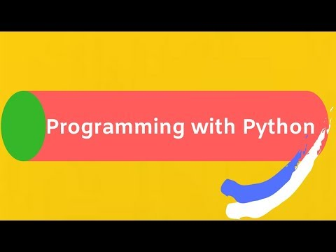 Programming with Python Full Tutorial thumbnail