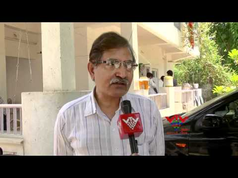 VTV - GUJARATI LITERATURE'S PRESIDENT BHOLABHAI PATEL IS NO MORE - AHMEDABAD