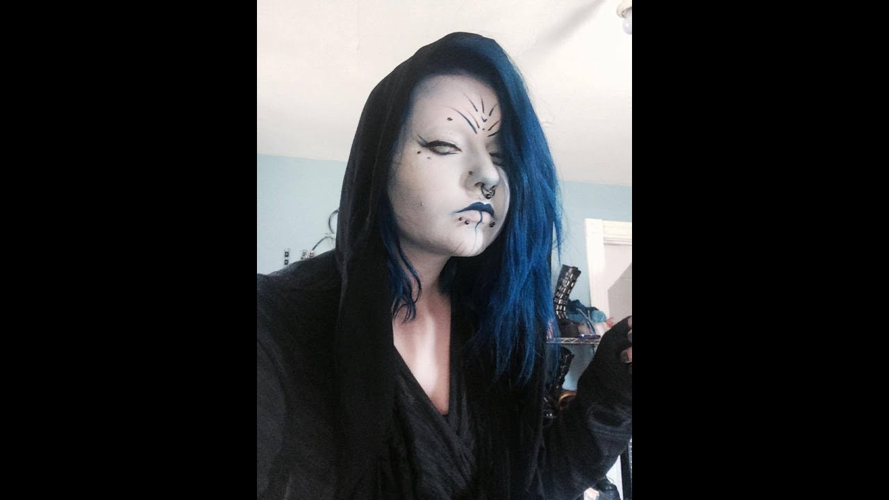 Youtube Makeup Tutorials Popular: Sith Makeup