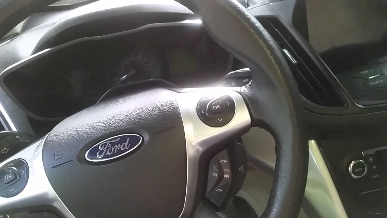 2013 ford c-max energi no power no charge no problem - youtube