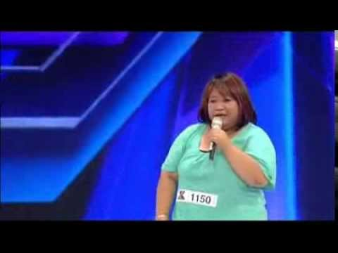 X FACTOR ISRAEL THE AUDITION OF MISS ROSE  THIS IS MY LIFE