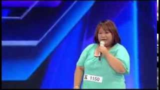 "X FACTOR ISRAEL THE AUDITION OF MISS ROSE "" THIS IS MY LIFE"""