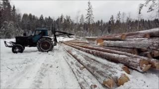 Фильм заготовка леса