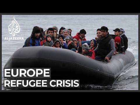 Europeans tighten borders as Turkey 'opens the gates' to refugees