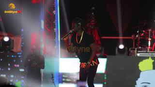 KENNY BLAQ'S PERFORMANCE AT DAVIDO LIVE IN CONCERT 2018