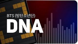 Gambar cover BTS (방탄소년단) DNA on SUPER PADS LIGHTS - KIT CHROMO